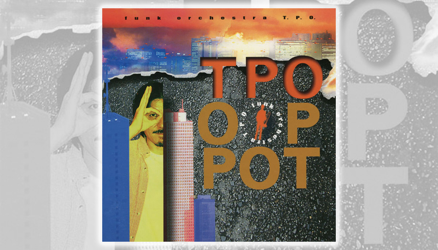 "The 2nd album ""T.P.O."""